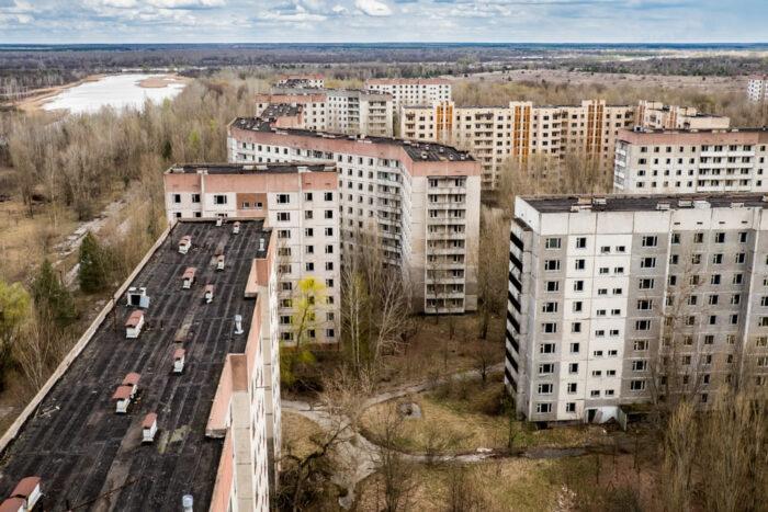Припять, Чернобыль, самые страшные места на Земле